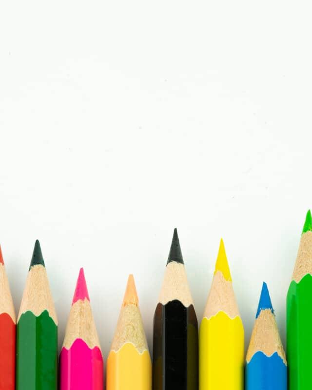 Coloring Pencils header