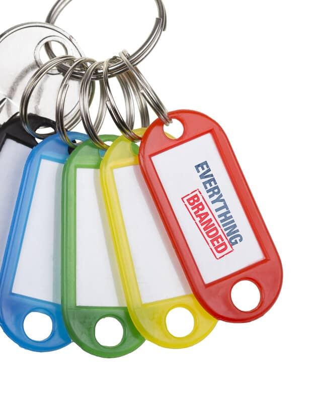 Plastic Keychains header
