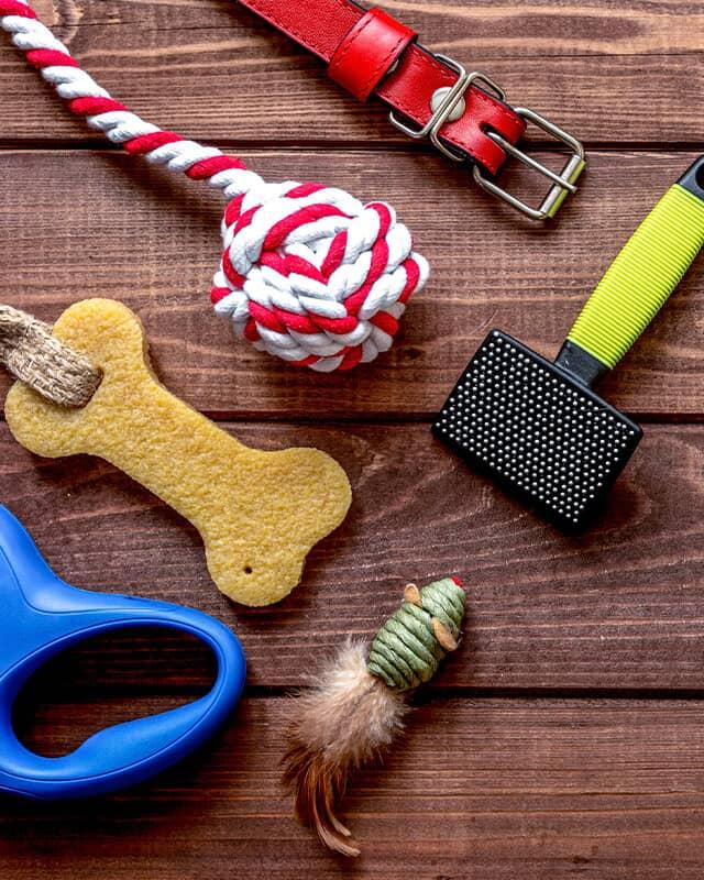 Pet Accessories header