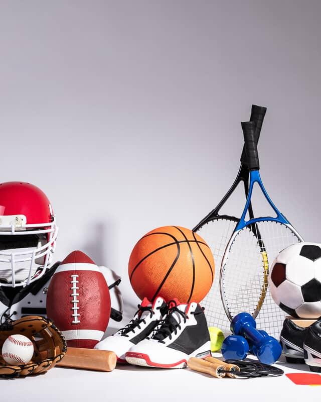 Sports & Games header