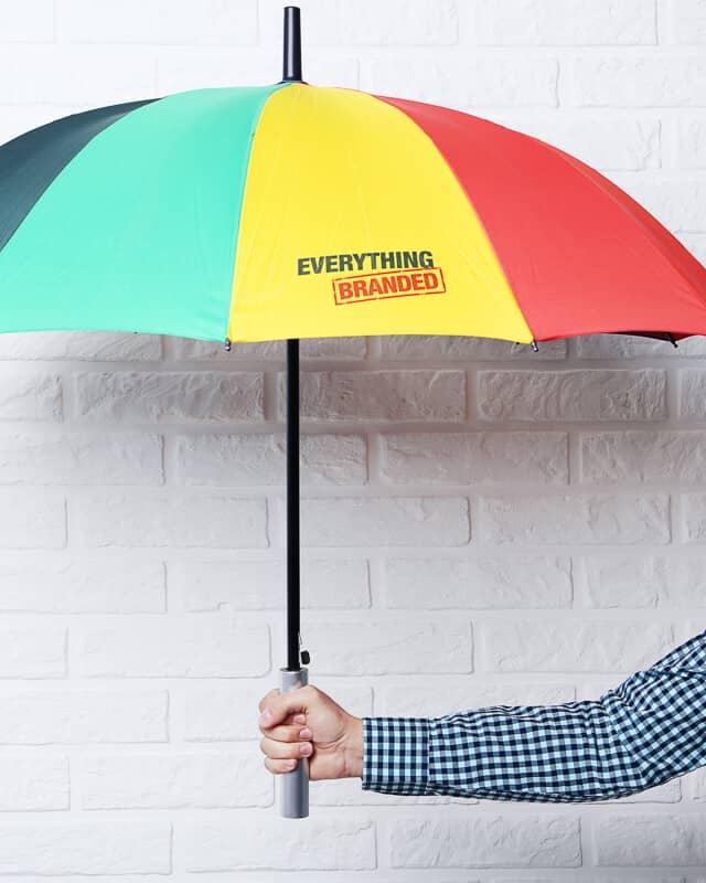 Corporate Umbrellas header