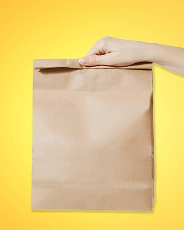 Plastic & Paper Bags header