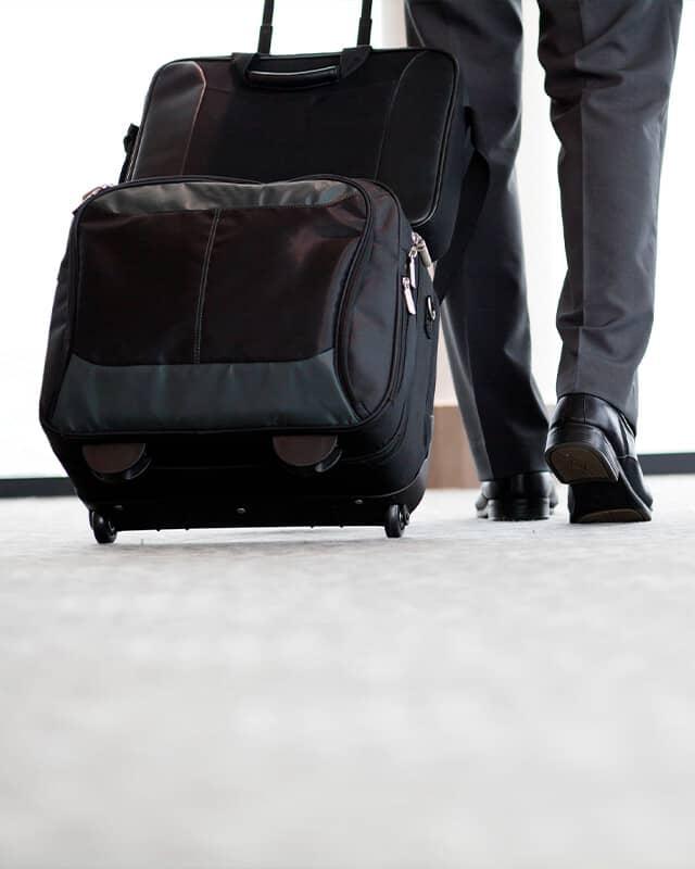 Business & Travel header