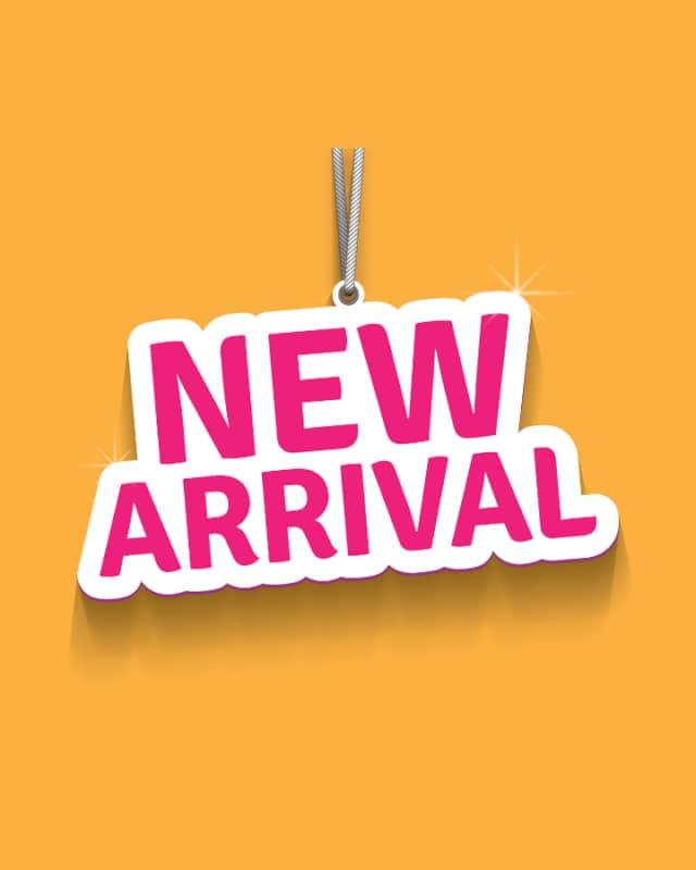 New Arrivals header