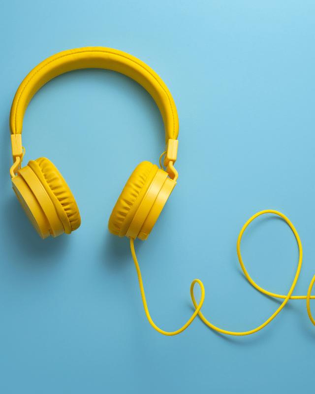 Headphones header