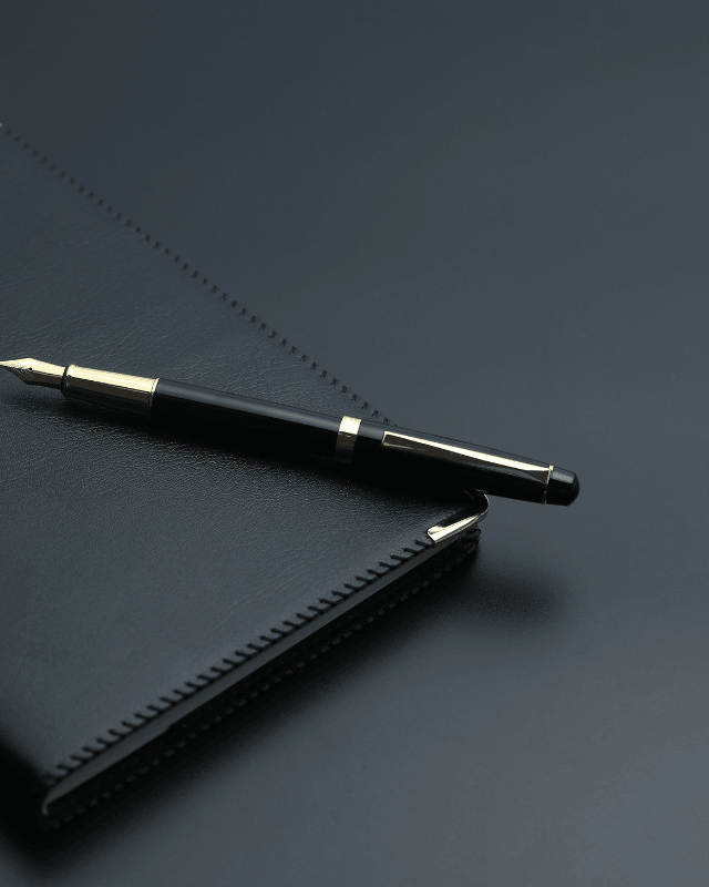 Luxury Pens header