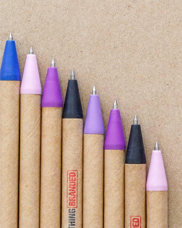 Wooden & Eco Pens header