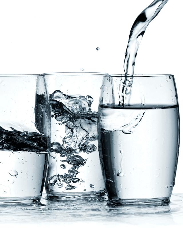 Water Glasses header