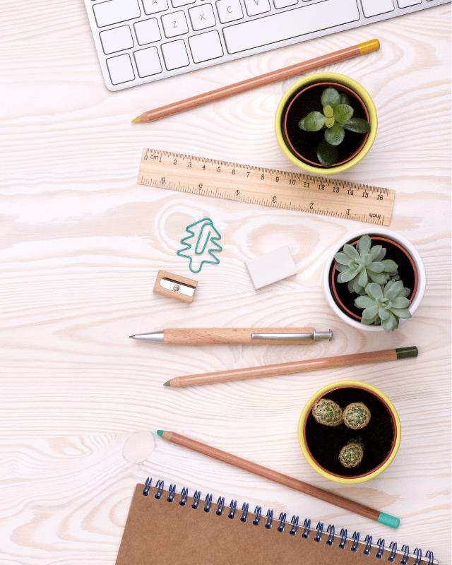 Eco Desk Accessories header