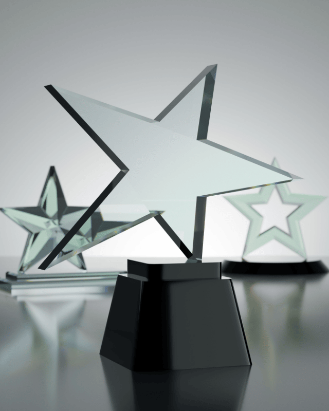Glass Awards header