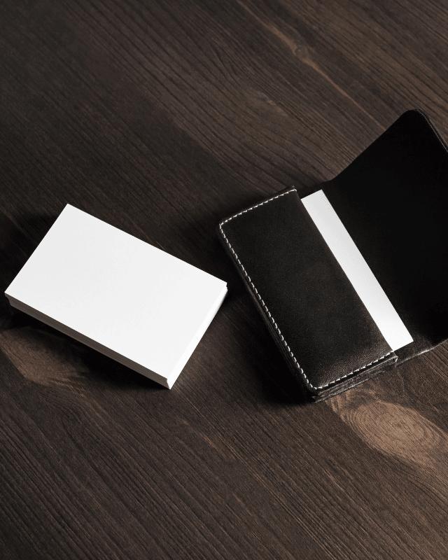 Card Holders header