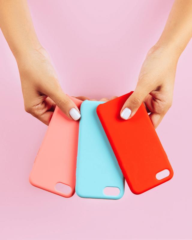 Phone Cases header