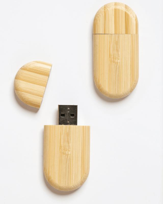 Wooden USBs header
