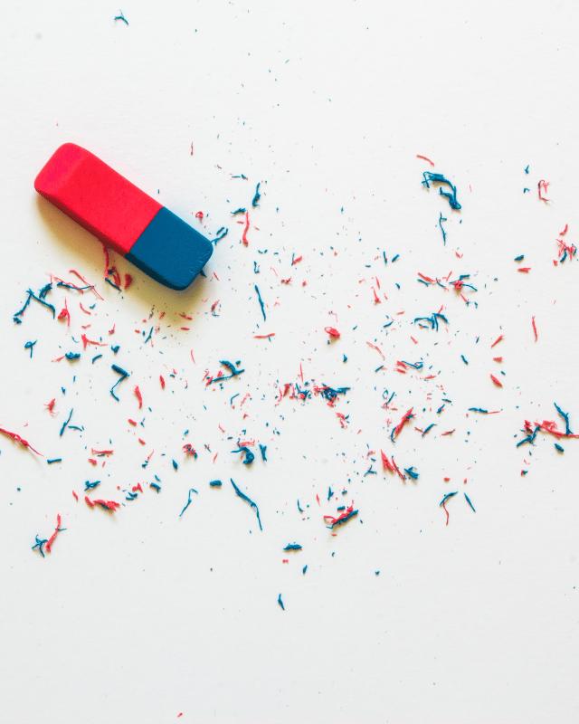 Promotional Erasers header