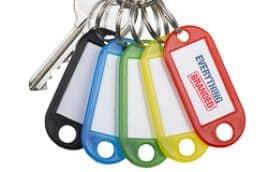 Practical Keychains
